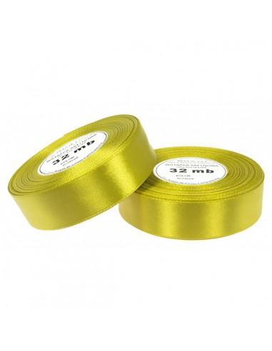 12mm WS8070 Satin Ribbon Olive 32mb