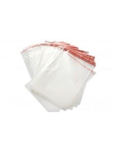 PP Bag C6 12,5x17+3/25 Pack...