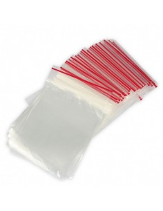 Grip Seal Bags 100x100mm...