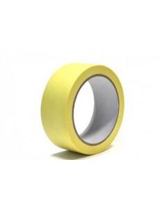 Taśma maskująca papierowa żółta 25x40mb