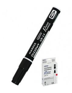 Paint Marker GRAND GR-25 Black