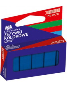 Staples Coloured 24/6 GRAND...