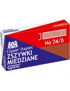 Staples Copper 24/6 GRAND -...