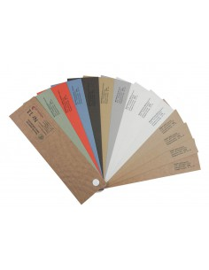 Recycled Paper Swatch Book