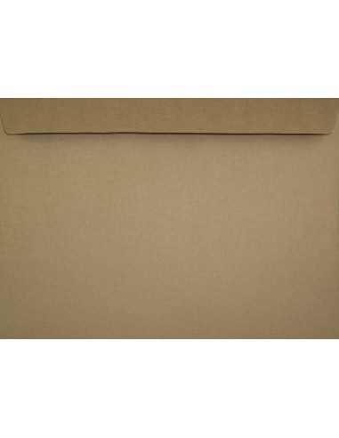 Recycled Kraft Envelope C4 Peal&Seal...
