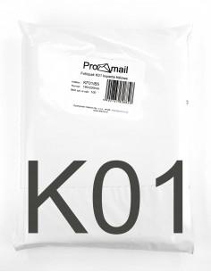 Plastic Mailing Bags K01 B5...