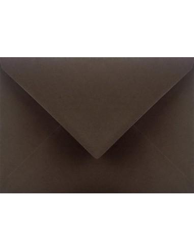 Sirio Color Envelope C5 Gummed Cacao...