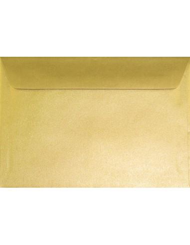 Sirio Envelope C6 Gummed Aurum Gold 110g