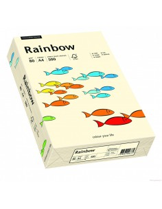 Rainbow Paper R03 80g Cream...