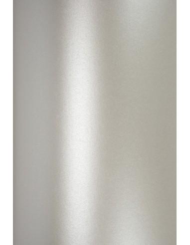 Papier ozdobny metalizowany Aster...