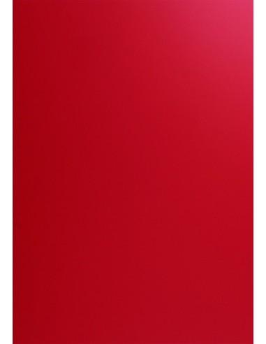 Curious Leather Paper 270g Red Pack...
