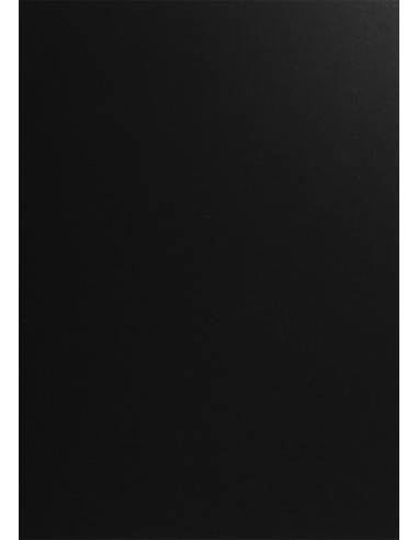 Curious Leather Paper 270g Black Pack...