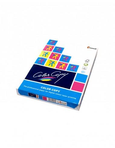 Color Copy Paper 250g White 125 A4
