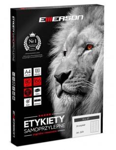 Self-adhesive Labels EME24...