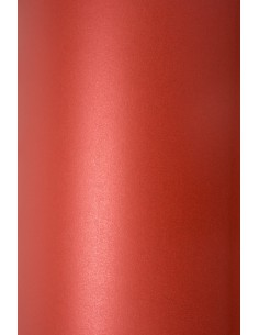 Sirio Pearl Paper 300g Red...