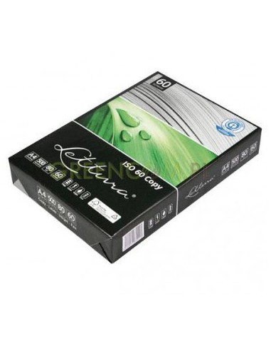Lettura Paper 80g Recycled 500 A4