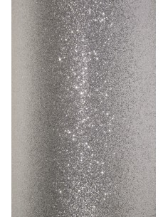 Glitter Paper Silver 210g...