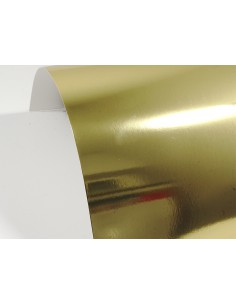Mirror Paper 300g Gold Pack...