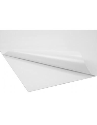 Papier samoprzylepny biały offset...