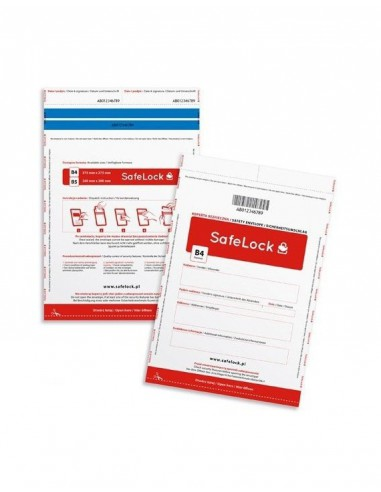 Security Envelope B5 White Pack of 50